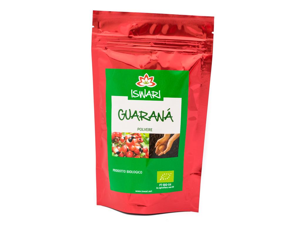 Guaranà bio (in polvere)