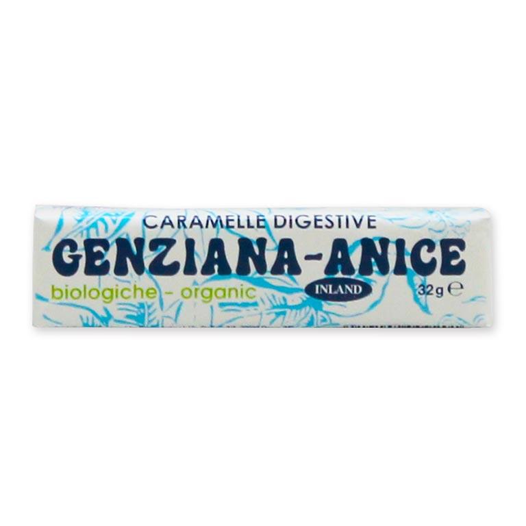 Caramelle Genziana Anice